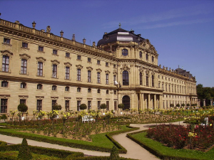 Würzburg Residence (Courtesy: Wikimedia Commons)
